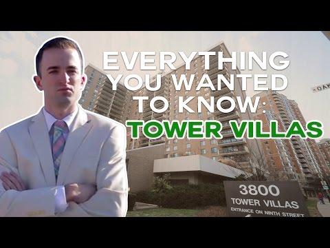 Tower Villas Arlington VA | 3800 Fairfax Dr | Arlington VA Condos