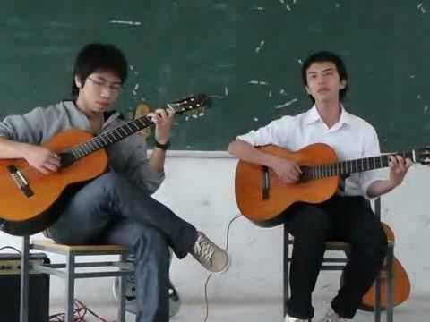 Cung đàn buồn - Guitar Club ĐHXD