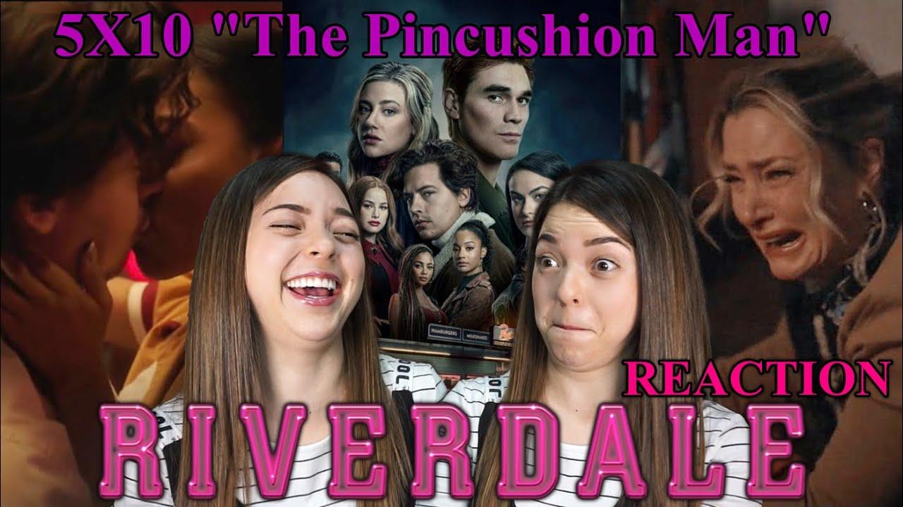"""RIVERDALE 5X10 """"The Pincushion Man"""" REACTION (MID-SEASON FINALE)"""