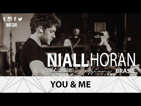 YOU & ME - Niall Horan (LYRICS)