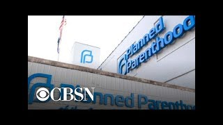 Planned Parenthood and other clinics at risk as Title X
