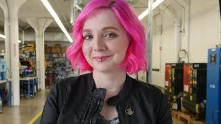 Limor Fried, Founder & CEO, Adafruit Industries | MAKERS