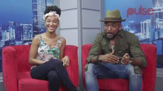 Banky W and Adesua Etomi Talk About Their Roles In