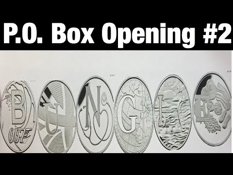 PO BOX Opening #2 Bungle Collects Coins Gets A Kew, I Mean Queue 😂