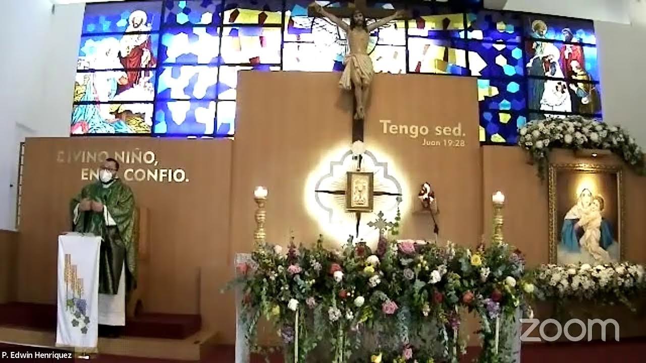 Download Santa Misa 12:30pm Domingo 17 de octubre 2021 XXVX Semana del Tiempo Ordinario
