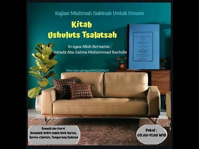 USHULUT TSALATSAH BAG 2