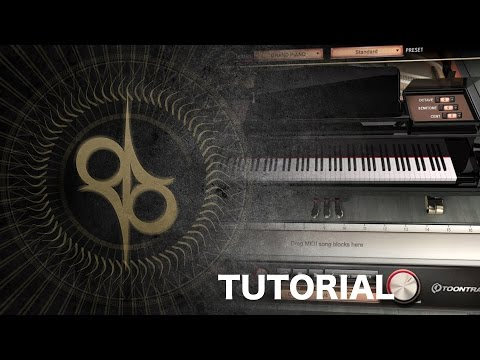 Toontrack EZkeys - Writing songs made easy