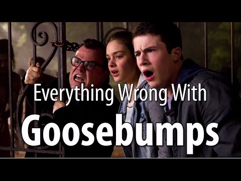 Everything Wrong With Goosebumps In 15 Minutes Or Less