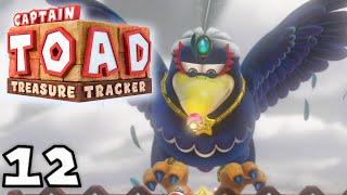 Actionreiche Rettungsaction! | #12 | Captain Toad: Treasure Tracker