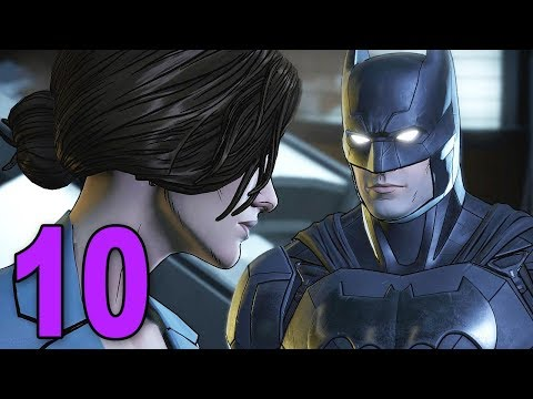 Batman: The Enemy Within - Part 10 - What Ails You