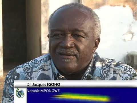 Gabon : Province de Estuaire