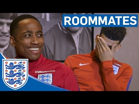 What's Dom's Guilty Pleasure? | Kyle Walker-Peters and Dom Solanke | Roommates