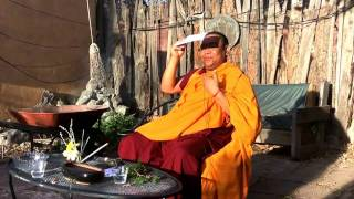 The Six Pefections Teaching - Geshe Laden Santa Fe New, Mexico