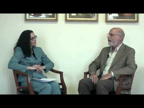 Vital Voices of the Environment Interview with John Englander