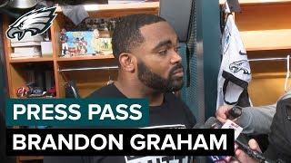 Brandon Graham 'That Wasn't Us' in Last Meeting vs. Saints | Eagles Press Pass