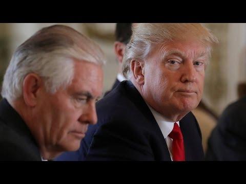 Democratic Rep. Peter Welch Condemns Trump