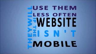 Custom Mobile Website Design The Small Business Mobile Website Revolution(http://websitedesigninsayville.com/ Custom Mobile Website Design The Small Business Mobile Website Revolution. Make your website Mobile or loss business ..., 2013-08-10T12:44:57.000Z)