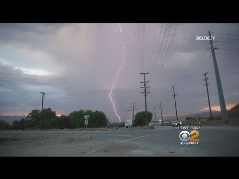 Lightning Hits Colton Substation, 6,000 Without Electricity