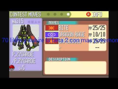 Hack de pokemon Z [hack de pokemon sol luna] descargar