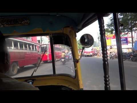 Streets Of Kochi, Kerala - India