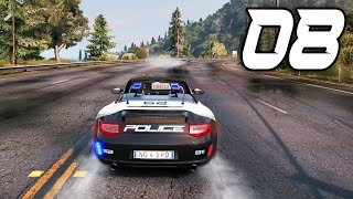 Need for Speed: Hot Pursuit Remastered - Part 8 - Toughest Cop Chase Yet