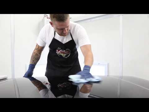 Presta Ultra Cutting Creme   Wet OR Dry Flatting