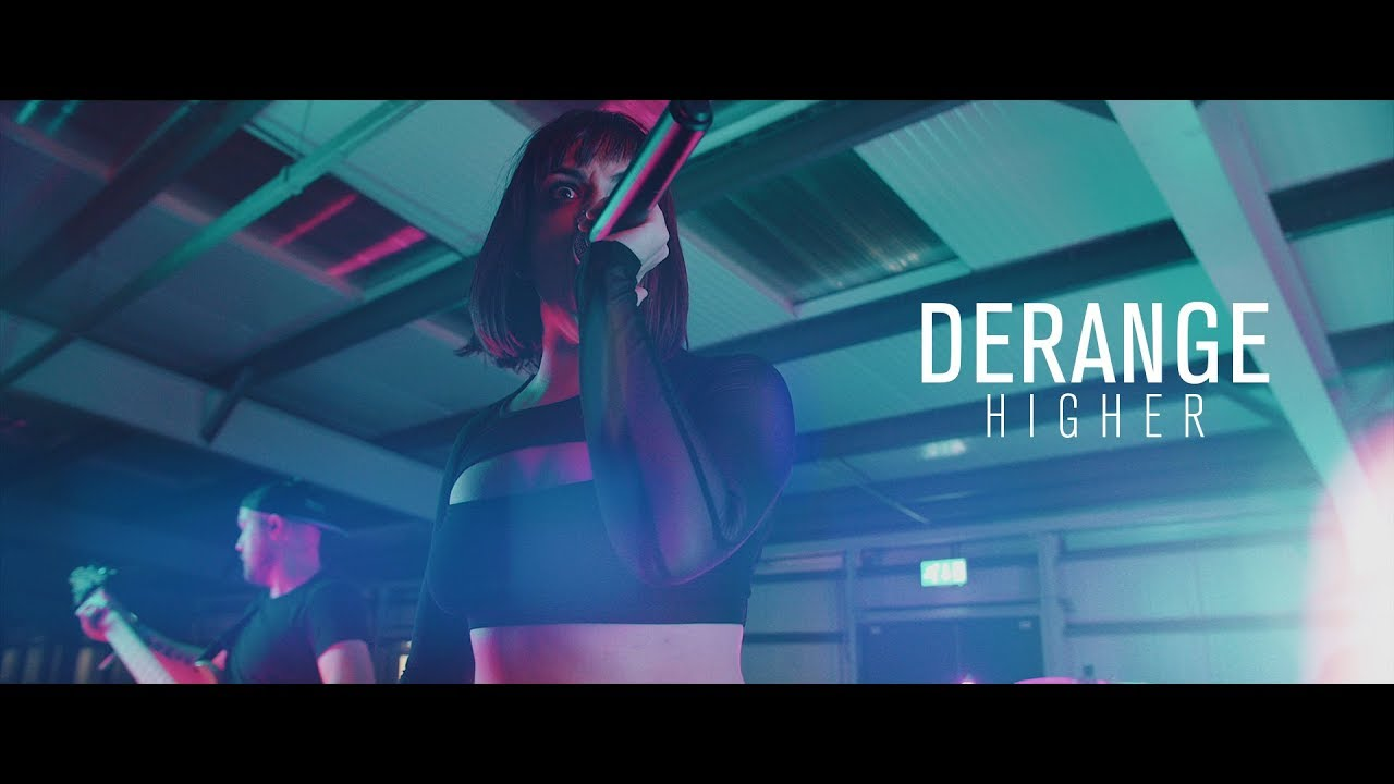 Derange - Higher (OFFICIAL MUSIC VIDEO)
