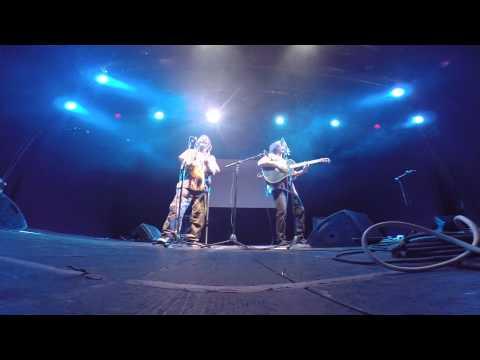 SANDRO JOYEUX & JAKA - Chase The Devil- Teatro Lelio