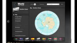 World Fact Vault for iPad (aka. World Factbook)