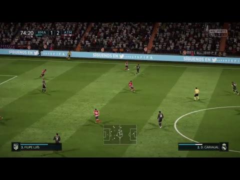 Fifa 18 broadcast camera