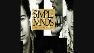 Simple Minds Ghost Dancing