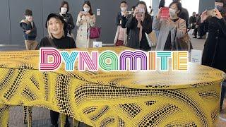 防弾少年団 BTS (방탄소년단) -Dynamite【Street Piano】都庁ストリートピアノでBTS弾いてみたら..