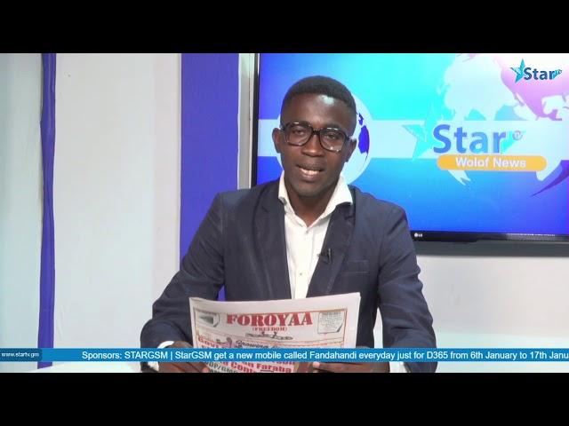Over 1000 Guns found at the Banjul Ports| PENCHUMSENEGAMBIA