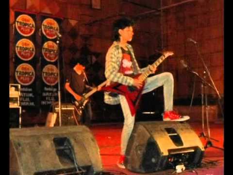 Goyang Cesar, Cesar Dance (Rock Version) by Dede Aldrian