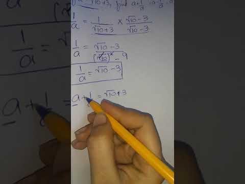 Ex:2.8 tutorial Q-6 chapter 2 mathematics thumbnail
