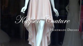Kaysen Couture - Handmade Dresses by Kathrine Keysen