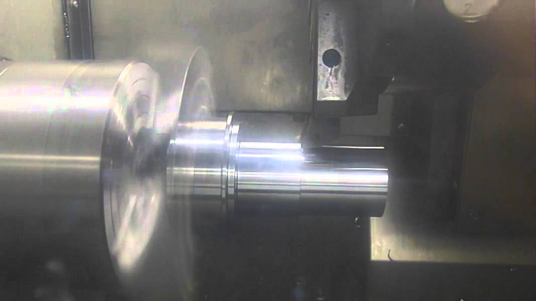 Cnc Lathe Oops Crash Sparky End To A Cermet Insert Mp4 Youtube