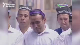 Islom Karimovning janozasi, Samarqand, 3-sentabr, 2016