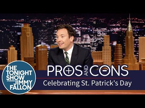 Pros and Cons: Celebrating St. Patrick's Day