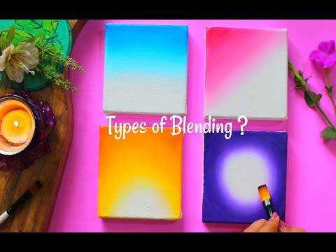 Complete Guide on Blending Techniques  + Tips and Tricks of colouring for Beginners