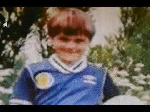 Baffling snap of sporting megastar in full Scotland kit that he can't remember being taken