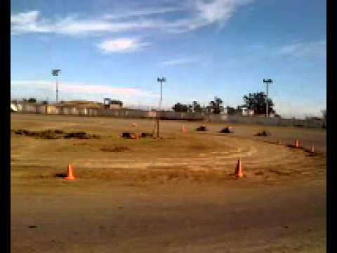 Cora Speedway (Dixon)  practice