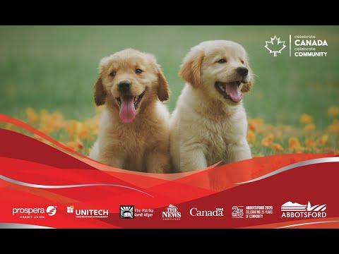 Virtual #CanadaDay Pet Parade!