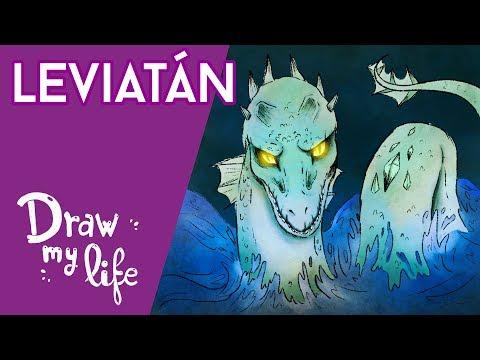 LEVIATÁN, el monstruo del fin del mundo - Draw My Life
