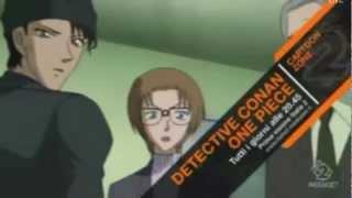 Promo Italia 2 - Nuovi Episodi Detective Conan & One Piece (Dal 06/05/12) (HD)