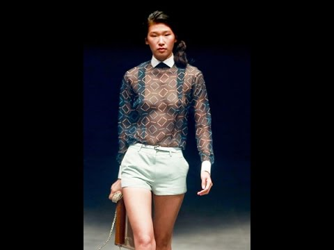 Latest Fashion Show    ANTEPRIMA Spring Summer 2016 Collection    Fashion Remix Music p8
