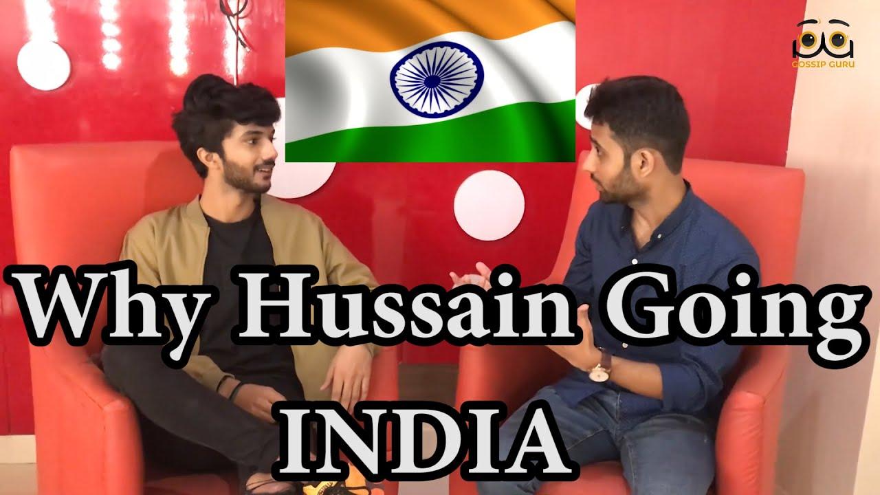 Why Hussain Going India   Hussain Tareen   Hussain Tareen