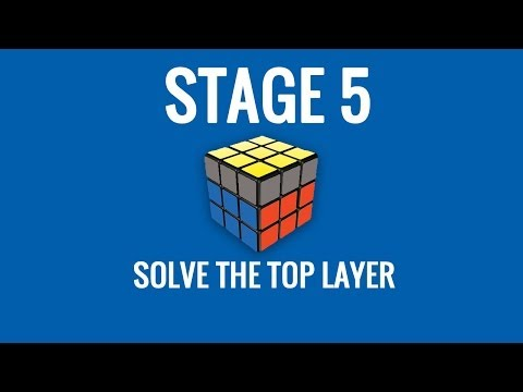 How to Solve a Rubik's Cube | Retro Guide | Stage 5