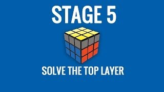 How to Solve a Rubik's Cube - Stage 5