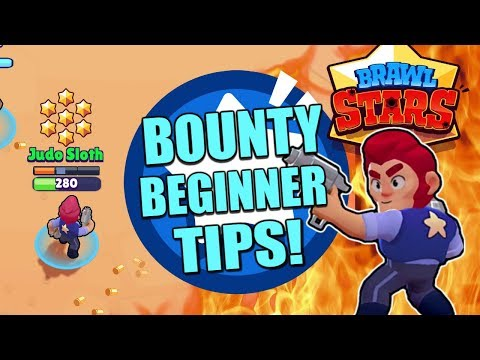 BRAWL STARS | BOUNTY TIPS with Colt and Ricochet - Brawl Stars Beginner Guide and Gameplay!